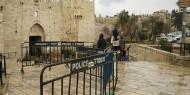 الاحتلال يعزز قوته العسكرية في القدس ويغلق الشوارع المؤدية للأقصى