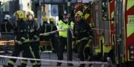 فيديو|| محاولات لإخماد حريق داخل مبنى من 19 طابقا في لندن