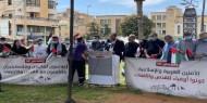 اعتصام للإعلاميين الفلسطينيين واللبنانيين تضامنا مع القدس