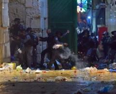 القدس: الاحتلال يمنع الطواقم الطبية من إسعاف مصابين