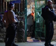 إصابة مصور مقدسي برصاص الاحتلال خلال المواجهات في المسجد الأقصى