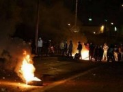 الاحتلال يصيب شابا بالرصاص المعدني والعشرات بالاختناق خلال مواجهات قلقيلية