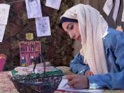 خاص بالفيديو|| صندوق الانتخابات بات أمل فنانة تشكيلية لتغيير حياتها المعيشية