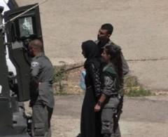 الاحتلال يعتقل فتاة قرب الحرم الإبراهيمي