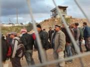 الاحتلال يناقش زيادة تصاريح عمل الفلسطينيين
