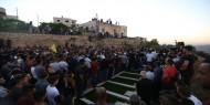 بالفيديو   تشييع جثمان الشهيد محمد حميد في بيت عنان بالقدس