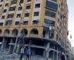 أشغال غزة: قرار إزالة برج الجوهرة قيد الدراسة