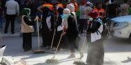 هنعمرها مبادرة لإزالة آثار القصف الإسرائيلي على غزة