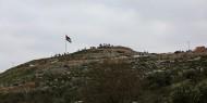 دعوات لأداء صلاة الجمعة على جبل صبيح في نابلس
