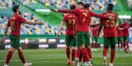 بالفيديو|| المنتخب البرتغالي يكتسح ضيفه الإسرائيلي