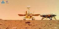 بالفيديو|| الروبوت الصيني يلتقط سيلفي لنفسه على المريخ