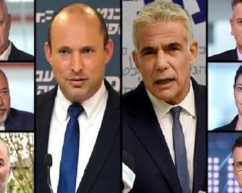 بالأسماء|| تشكيلة الحكومة و الكابينت الإسرائيلي الجديدة