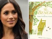 ميغان ماركل تتصدر مبيعات أمازون بكتاب The Bench