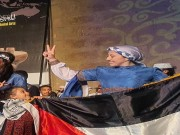 """فلسطين تشارك بمهرجان """"حوار الطبول من أجل السلام"""" في القاهرة"""