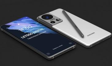 تسريبات تكشف عن أحجام شاشات هواتف Galaxy S22