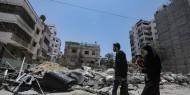 أشغال غزة: بدء الإعمار خلال الأشهر الثلاث المقبلة