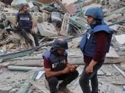 صحفيو غزة.. جنود لا يوقفهم العدوان الإسرائيلي