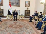 فرنسا تؤكد أهمية العلاقات الاستراتيجية مع مصر