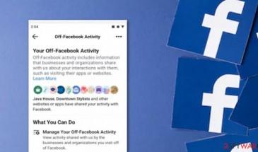 """مميزات أداة """"off-Facebook activity"""""""