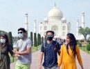 الهند تعيد فتح مزار تاج محل بعد تخفيف قيود كورونا