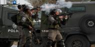 مواجهات في بلدة سلوان والاحتلال يطلق الرصاص الحي على الأهالي