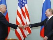 البيت الأبيض يعلن انتهاء اجتماع القمة بين بوتين وبايدن
