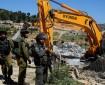 الخليل: الاحتلال يخطر بهدم جزء من مقبرة شرق يطا