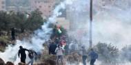 الاحتلال يعتدي على المواطنين في جبل صبيح جنوب نابلس