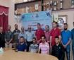 مجلس الشباب الفلسطيني يقدم منحة رياضية للأندية في محافظة الشمال