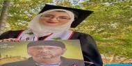 بالصور|| ابنة الأسير عبد الله البرغوثي تتخرج من جامعة بيرزيت