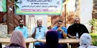 بالصور   تيار الإصلاح يكرم عددا من المعلمين في محافظة رفح