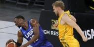الاتحاد الأمريكي لكرة السلة يلغي مباراة ودية مع أستراليا