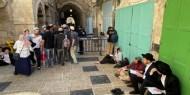الاتحاد الأوروبي يدعو لتهدئة الوضع في المسجد الأقصى