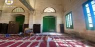 بالصور والفيديو   آثار اعتداءات قوات الاحتـلال على المصلى القبلي صباح اليوم