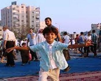 الأوضاع الاقتصادية الصعبة تحرم المخيمات الفلسطينية من بهجة العيد