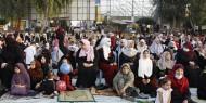 السكان يؤدون صلاة العيد ويحييون الشعائر