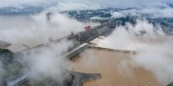 الصين: تفجير سدا لإنقاذ مقاطعة خنان من مياه الفيضانات