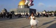 العادات والتقاليد المتوارثة في العيد بالقدس المحتلة