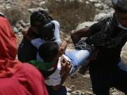 5 مصابين بالرصاص خلال مواجهات مع الاحتلال في جبل صبيح