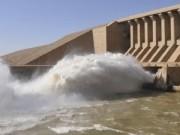 السودان: مياه بكميات غير متوقعة تصل لبحيرة سد مروي