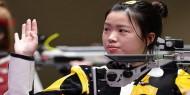 الصينية يانغ قيان تحرز أول ميدالية ذهبية بأولمبياد طوكيو