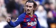 صحيفة كتالونية تعلن عودة أنطوان جريزمان إلى برشلونة
