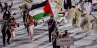 """""""CNBC"""" الأمريكية تجتزئ خارطة فلسطين لحظة دخول المشاركين في أولمبياد طوكيو"""