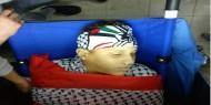 بالصور   تشييع جثمان الشهيد محمد التميمي في رام الله