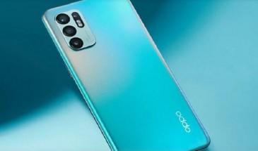 """أوبو"" تطلق نسخة 4G من هاتف Oppo Reno6"