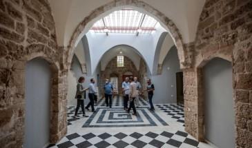 منزل الغصين الأثري يعود للحياة بعد 3 سنوات من أعمال الترميم