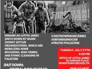 انطلاق حملة إغلاق المنظمات الأمريكية الداعمة للاستيطان