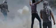 الهلال الأحمر: 435 إصابة خلال مواجهات مع الاحتلال أمس في نابلس