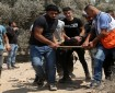 إصابات بالرصاص خلال قمع قوات الاحتلال مسيرات جنوب نابلس