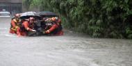 الصين: مصرع 21 شخصا وفقدان 4 إثر هطول أمطار غزيرة